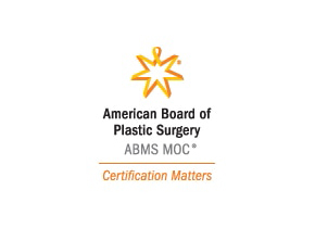 Member of Board of Plastic Surgery ABMS MOC*